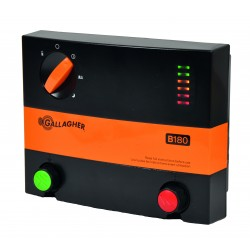 B180 Multi Power schrikdraadapparaat + Solardraagbox