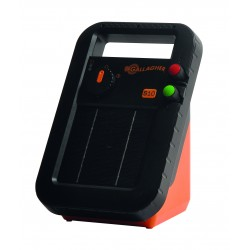 S10 solar schrikdraadapparaat incl. batterij