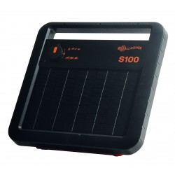 S100 solar schrikdraadapparaat incl. batterij