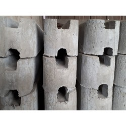 BETONPAAL gleuf 220 voor houten panelen