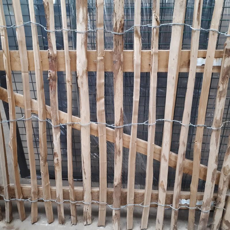 kastanje poort hoogte 1.5 m x 1 m breedte