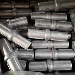 Verbindingsstuk aluminium dia 42/1,5mm